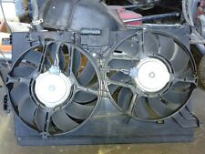 ZC Holden Vectra Radiator Twin Thermo Cooling Fans 02 - 08