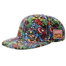 Marvel Boys' Baseball Caps
