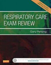 Respiratory Care Exam Review, Paperback by Persing, Gary, Like New Used, Free...