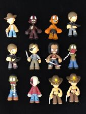 Funko Mystery Minis Walking Dead Series 2 - Lot of 12 with Bloody Rick & Daryl