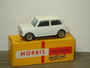 Morris Mini Cooper - Metosul 8 Portugal in Box *49154