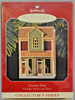 Hallmark - Grocery Store - Nostalgic Houses and Shops - Ornament