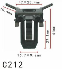 20pcs Fit GM 88-78 20058837 Windshield Upper Garnish moulding Clip - Autobahn88