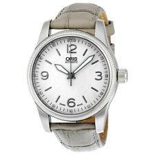 Oris Big Crown Stainless Steel Ladies Watch 01 733 7649 4031 LS