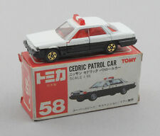 Tomica Common Series (Japan) 1/65 Nissan Cedric Patrol Car #58 *MIB*