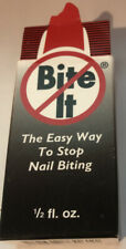 Bite It The Easy Way To Stop Nail Biting Bitter No Bite Polish Kids Or Adults