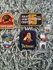 Nra pin&patch set 7pcs