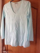 Ladies Beach Top From Cherokee Size M In Very Good Condition