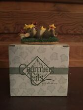Fitz and Floyd Charming Tails Wish Upon A Star Figurine with Box