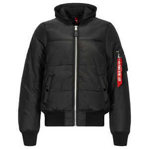 Brand New Genuine Alpha Industries MA-1 Natus Quilted Flight Bomber Jacket