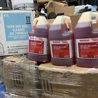 LOT 3 US GALLON Monogram OVEN & GRILL Cleaner Gel Formula Jugs DEGREASER 704016 photo