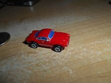 MICRO MACHINES classic VW KARMAN GHIA red  New out of Box from Late 90's