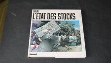 Enki BILAL L' ETAT DES STOCKS EO 1986