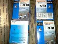 Lot 4 Sylvania 45PAR38/CAP/SPL/FL30 130VCapsylite Halogen 45W Flood  FREE SHIP