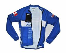 New Louis Garneau  Elite Pro Vent Performance Classic Long Sleeve cycling jersey