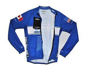 New Louis Garneau  Elite Pro Vent Performance Classic Long Sleeve cycling jersey