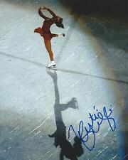 **GFA Olympic Figure Skater *KRISTI YAMAGUCHI* Signed 8x10 Photo K1 COA**