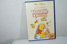 DVD WALT DISNEY LES AVENTURES DE WINNIE L OURSON GRAND  CLASSIQUE FILM   N° 28