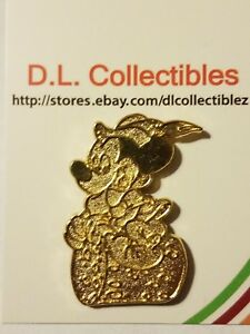Disney Mickey Mouse Golden Jack And the Beanstalk Pin