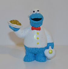 "3"" Cookie Monster Applause PVC Action Figure Sesame Street Workshop"