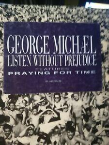 ♥️GEORGE MICHAEL- LISTEN WITHOT PREJUDICE vinile  1990