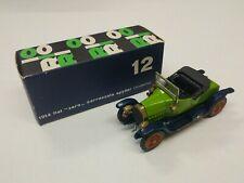 Rio #12 1914 Spyder Fiat Zero Green Die Cast Car NEW **FREE SHIPPING**