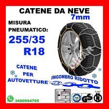 SNOWLINE GR.130 255//35 R19 CATENE DA NEVE 7MM