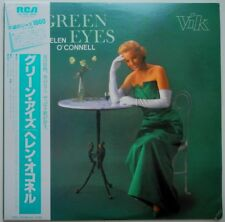 LP JP**HELEN O'CONNELL - GREEN EYES (RCA '83 / JAPAN PRESSING / WITH OBI)**30039