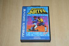jeu Sega Megadrive DINO DINI'S Soccer - en boite sans notice