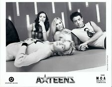 A*Teens press kit, 2000, Abba Teens, Teen Spirit, Swedish pop, record label 8x10