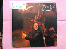 SINGLE PROMO MEAT LOAF - NOWHERE FAST - ARISTA SPAIN 1984 VG/VG+