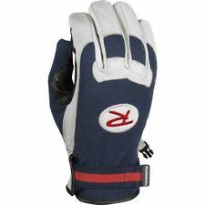 Rossignol Throwback Gloves - Men's - Large / White/Navy