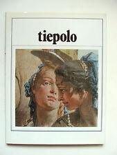YVES BONNEFOY : TIEPOLO / FLAMMARION / TOUT L'OEUVRE PEINT / 1990