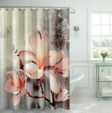 "Fancy Garden Rose Fabric Shower Curtain 70""x""72 100% Polyester (Lily)"