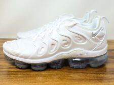 "Nike Air Vapormax Plus 'Blanco Platinum"" (924453 100) Para Hombre Talla 10 Nuevo"