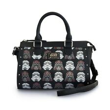Loungefly Star Wars Sugar Skull Stormtrooper Duffle Bag Purse