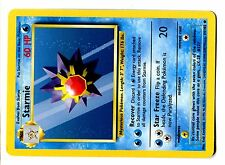 POKEMON BASE SERIE English 4th Edition CARD 2000 N°  64/102 STARMIE