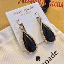 KATE SPADE Night Sky Jewels Drop Earrings Black Chandelier Earrings Sandstone