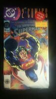 Superman 0 and 0; Factory Sealed-Still In Plastic 1994 DC Collector Comics