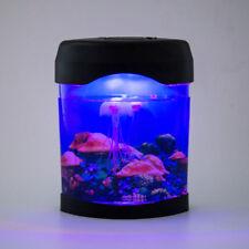Méduse aquarium LED multicolore éclairage poisson réservoir humeur lampe nuit