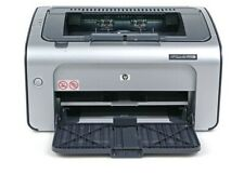 HP LaserJet P1006 Monochrome Laser Printer w/ Toner
