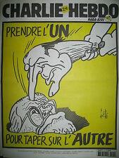 CHARLIE HEBDO 515 CHIRAC LE PEN PAR GéBé MOUGEY JUL WOLINSKI LUZ CABU 2002