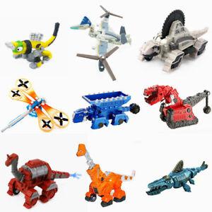 Mattel Dinotrux Dozer Skya D-Structs Ty Rux Diecast Dreamworks Toy Kids Gift