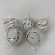 Pro Mark official Olb3 League Baseball 5 oz, 9 In. Lot of 5