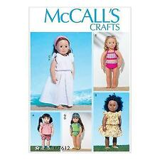 ea5854e78f McCalls Pattern 7612 Dresses Swimsuit Top Shorts Cap 18