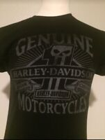 "Mens Medium Harley Davidson ""Genuine"" Shirt"