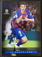 2019-20 PANINI CHRONICLES SOCCER LALIGA SANTANDER Luis Suarez Barcelona #425