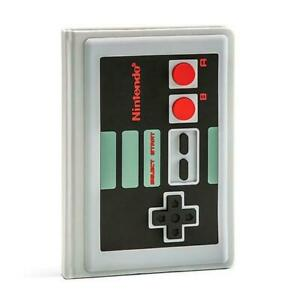 Nintendo Controller 3D-COVER Notebook Game Boy - A5 Notebook - Pyramid - New