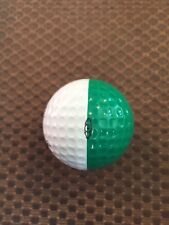 PING GOLF BALL-GREEN/WHITE PING EYE #2.....SUNRIVER GOLF CLUB LOGO....7.5/10