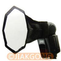 Speedlite Octagonal Softbox Flash Diffuser 15*15CM for Canon Nikon Pentax Sony